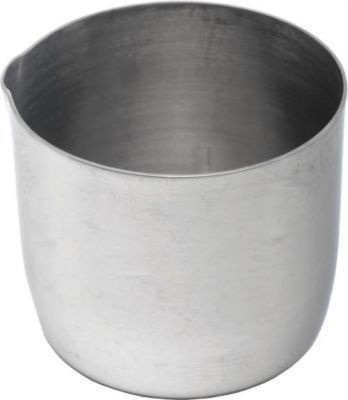 Stainless Steel Cream Tot 3oz (100ml)