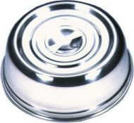 Stainless Steel Round Plate Cover for 10