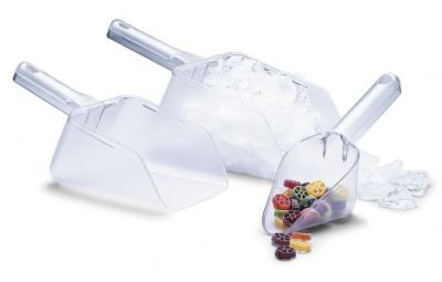Scoop Polycarbonate Clear 32oz