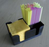 Bar Caddy Black 240mm x 150mm x 110mm