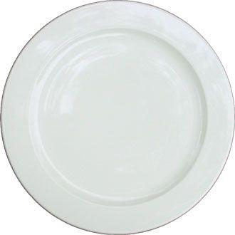 Churchill Alchemy White Plate 10