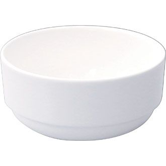 Churchill Alchemy White Consomme Bowl Unhandled 10oz  (27.5cl)