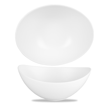Churchill Alchemy Moonstone Bowl  7 7/8