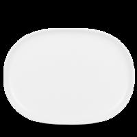 Churchill Alchemy Moonstone Oval Plate  5 5/8