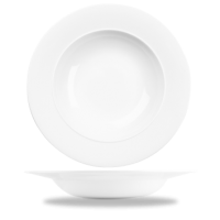 Churchill Alchemy White Bowl 7 5/8