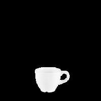 Churchill Alchemy White Espresso Cup 3oz  (8.25cl)