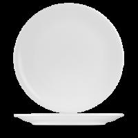 Churchill Art de Cuisine Menu Coupe Plate 12 1/4