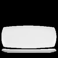 Churchill Art de Cuisine Menu Nori Medium Rectangular Plate 14