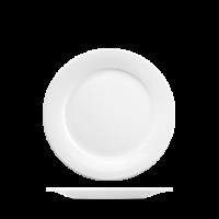 Churchill Art de Cuisine Menu Mid Rim Plate 6 3/4
