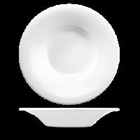 Churchill Art de Cuisine Menu Broad Rim Pasta Bowl  12