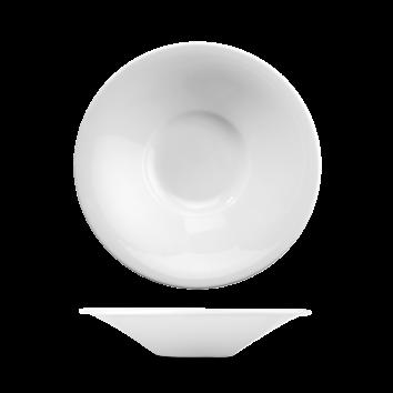 Churchill Art de Cuisine Menu Broad Rim Starter Plate  9 1/2