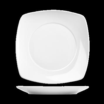 Churchill Art de Cuisine Menu Intermediate Square Plate 10 1/4