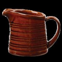 Churchill Art de Cuisine Rustics Brown Jug 5oz  14.2cl