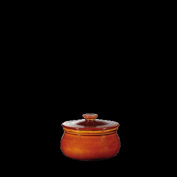Churchill Art de Cuisine Rustics Centre Stage Lidded Pot  8oz  (22.7cl)