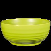 Churchill Art de Cuisine Rustics Green Glaze Ripple Bowl 3 1/2