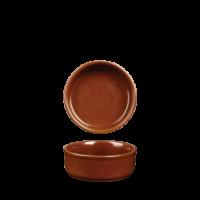 Churchill Art de Cuisine Rustics Terracotta Hot Pot Dish  5 1/2
