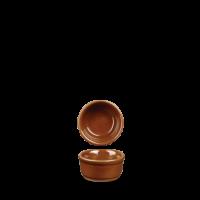 Churchill Art de Cuisine Rustics Terracotta Dip Pot / Ramekin  2 1/2