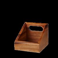 Churchill Art de Cuisine Acacia Wooden Carrier  4