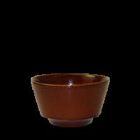 Churchill Bit on the Side Cinnamon Jive Bowl 12.9cm dia x 7.5cm height 52cl (18.3oz)