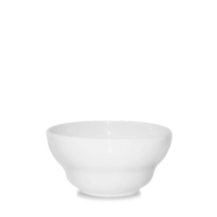 Churchill Bit on the Side White Jazz Bowl 13.2cm dia x 6.6cm height      46cl (16.1oz)