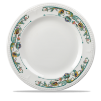 Churchill Buckingham Sumatra Plate 12