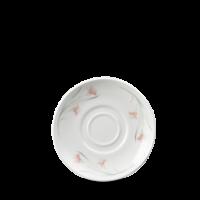 Churchill Chelsea Maple Coffee/Mocha Saucer  5