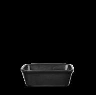 Churchill Cookware Black Rectangular Dish 6 3/8