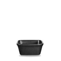Churchill Cookware Black Square Pie Dish 4 3/4