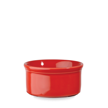Churchill Cookware Red Round Pie Dish 5 1/4