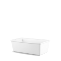 Churchill Counter-Serve Large Casserole Dish  140.8oz ( 4 litres)   34cm x 20cm x 11.5cm    13 3/8