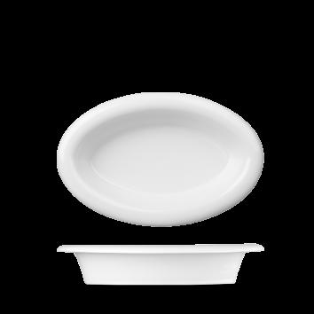 Churchill Glide Oval Dish  9