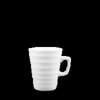 Churchill Latte Ripple White Latte Mug 16oz  (44cl)