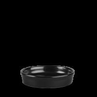 Churchill Plain Onyx Mezze Dish 5 1/8