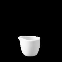 Churchill Plain Whiteware Unhandled Maxi Jug 8oz  (22.7cl)