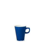 Churchill New Horizons Cafe Cup  8oz  (22.4cl)   Blue