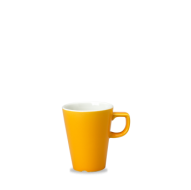 Churchill New Horizons Cafe Cup 8oz (22.4cl)   Yellow