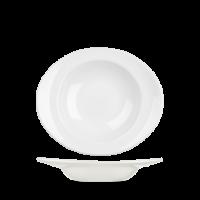 Churchill Orbit Oval Soup Plate 10 3/4