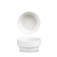 Churchill Profile Embossed Stacking Bowl 14oz  40cl