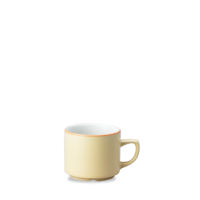 Churchill Sahara (solid glaze) Maple Tea Cup 7oz  (19.6cl)