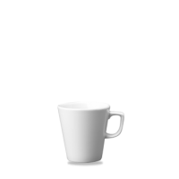 Churchill Snack Attack White Cafe Cup 8oz ( 22.4cl)