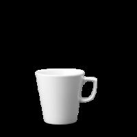 Churchill Snack Attack White Cafe Latte Mug 16oz  ( 44cl)    11cm height