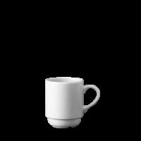 Churchill Snack Attack White Stacking Mug10oz ( 28cl)