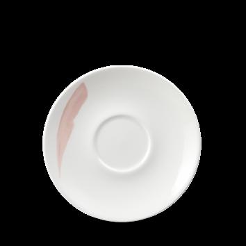 Churchill Tierra Cappuccino Saucer  6 1/4