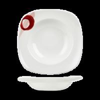 Churchill Tierra Square Soup Plate 9 3/4