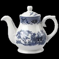 Churchill Vintage Prints Sandringham Tea/Coffee Pot  15oz  42cl  Height 14.5cm