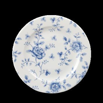 Churchill Vintage Prints Prague Rose Chintz Tea Plate 8 1/4