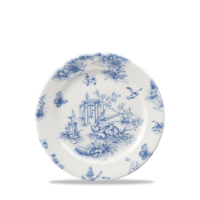 Churchill Vintage Prints Prague Toile Tea Plate  6 5/8