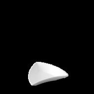 Churchill Voyager White Lunar Dish 5.5oz (15.6cl) 14cm 5 1/2