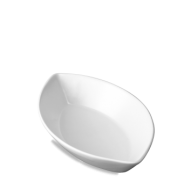 Churchill Voyager White Large Eclipse Dish  15oz  (41cl)   21cm  8 1/4