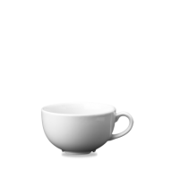 Churchill Plain Whiteware Cappuccino Cup 14oz  (40cl)